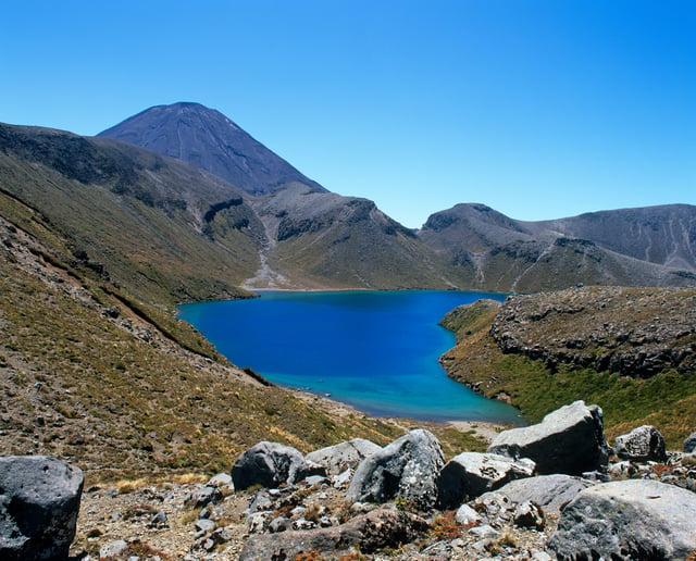 Tama Lakes Discovery Tongariro